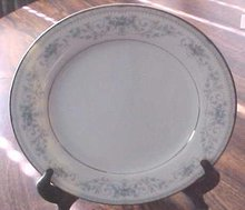Noritake China Salad Plate Colburn 6107 buy 1 or more