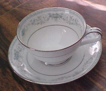Noritake China Cup & Saucer Colburn 6107 buy 1 or more