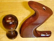 Stanley Plane Handle & Knob No. 5, 6, 7, 8 Hardwood