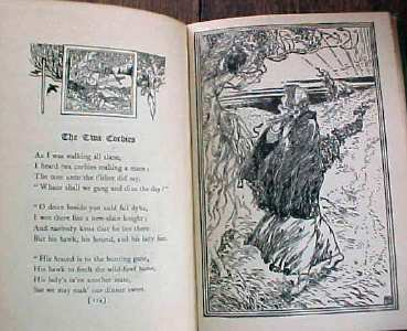 Old English Ballads George Edwards 1914