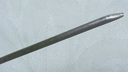 S. J. Addis No. 7 Carving Gouge Chisel