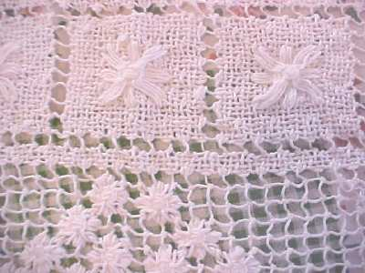 Lace Tablecloth Beautiful Pattern