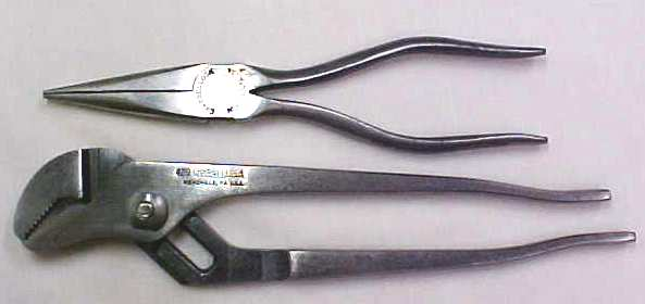 Channellock Pliers Two Types Slip Joint - Long Nose