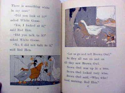 Story Hour Readers Primer 1913