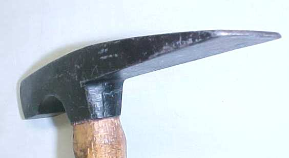 Stanley Bricklayer's Hammer No. 431 1/2A