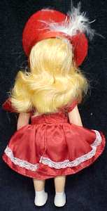 Nancy Ann Storybook Doll Valentines February