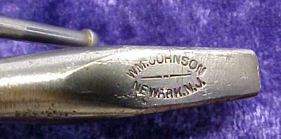 Johnson Washer / Gasket  Cutter Adjustable