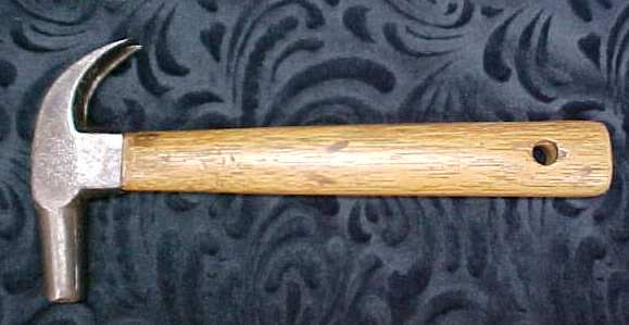 Farrier's  Hammer 8 ounce