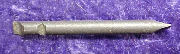 Stanley Yankee Style Slot Screwdriver Bit Tip 7/32 No. 135, 133H