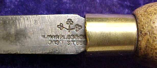 Marples & Co. Cast Steel Carving Chisel