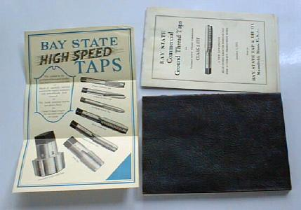 Bay State Tap & Die Company Catalog No. 28