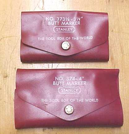 Stanley Butt Marker 373 1/2 & 374