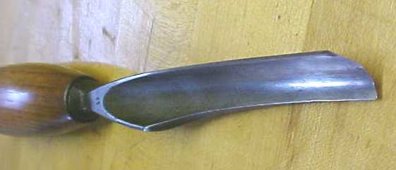 Addis No. 11 Special Fish Tail Gouge Chisel