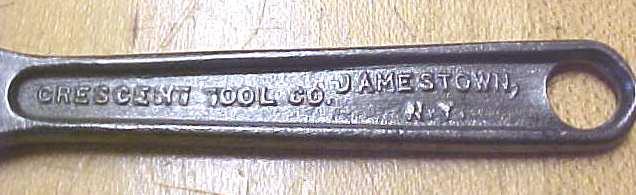 Crescent Tool Co. 4
