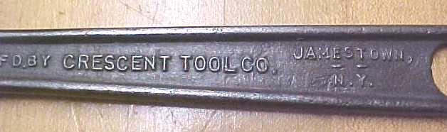 Crescent Tool Co. 8