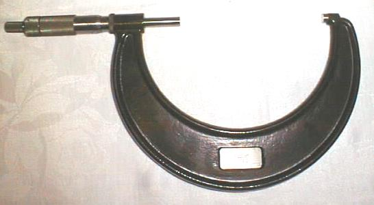 Lufkin Micrometer 4-5