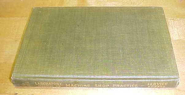 Machine Shop Practice 1924
