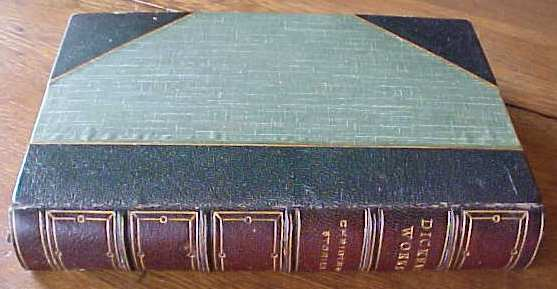 Dickens Christmas Stories Leather Bound