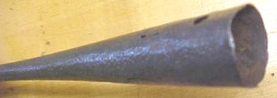 Eel or Fish Spear Head 5 Point 1850's