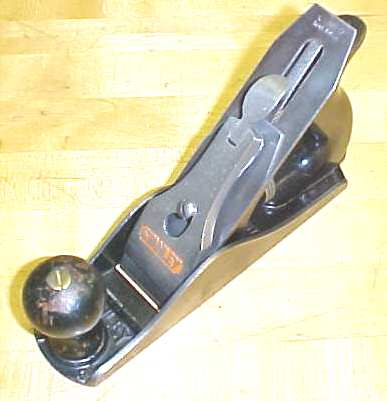 Stanley No. 3 Smooth Plane Antique Complete