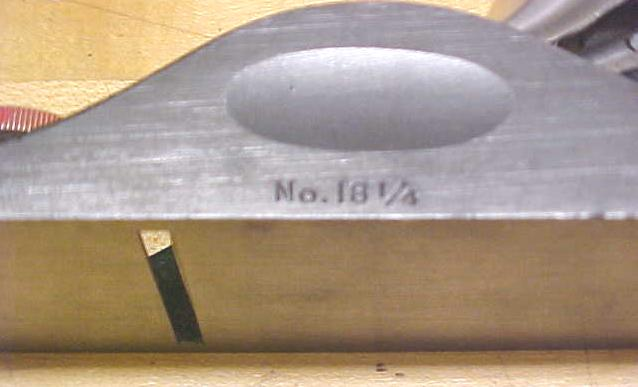 Stanley No. 18 1/4  Block Plane Rare