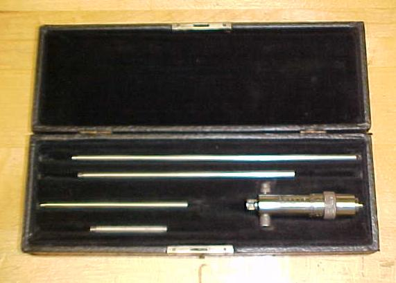 Starrett No. 120 Inside Micrometer Set A