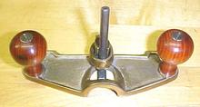 Bronze Mini Router Plane Nice!