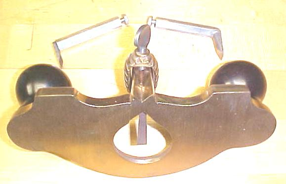 Bronze Closed Throat Router Plane Nice!