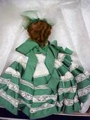 Hard Plastic Doll 1950's Auburn Hair Beauty