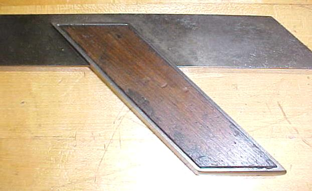 Stanley No. 16 Type 1 Improved Mitre Square