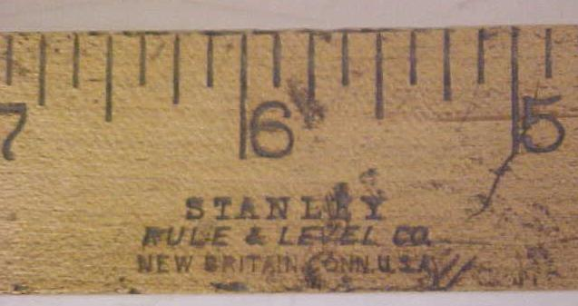 Stanley Extension Rule No. 240 2 to 4 foot