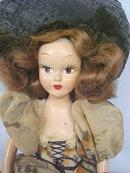 Peggy Nisbet Doll Composition Nell Gwyn