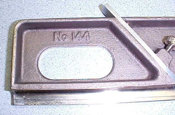 Bronze Corner Rounding Plane 1/8
