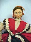 Doll Klumpe Roldan Dutch Farmer's Wife