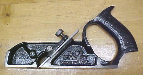 Stanley No. 192 Rabbet Plane