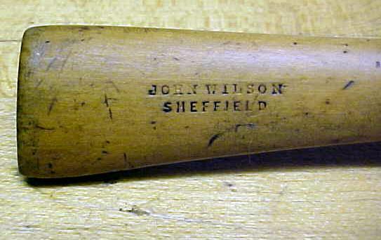 John Wilson Spoke Shave Wood Handles