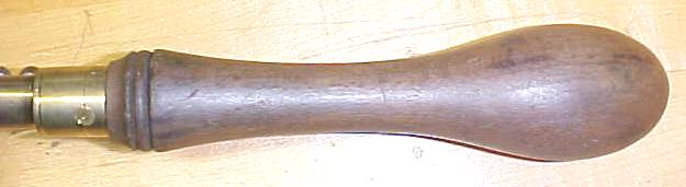 Antique Pad Saw 19th Century Beech