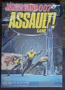 James Bond Assault Game NIB Sealed