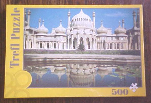Puzzle Taj Mahal  Trefl 500 PC