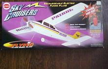 Cox Sky Cruisers Plane Electric NIB #5841