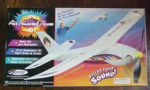 Estes Super Shots Plane Jolly Roger Air Power NIB