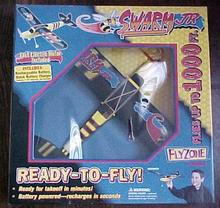 FlyZone Swarm Jr Plane Electric NIB Hobbico