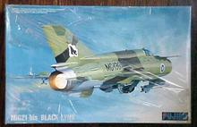 MIG21 Black Lynx Model Plane NIB 1990 Sealed
