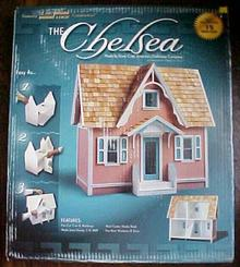 Cottage Doll House The Chelsea NIB