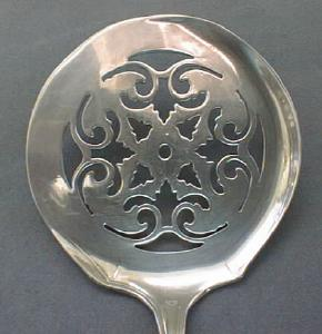Rogers Elizabeth Slotted Server Spoon 1918 Rare!