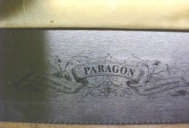 Paragon Swedish Dovetail Back Saw Nice!