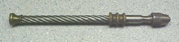 Antique Archemedian Drill Jeweler's Tiny