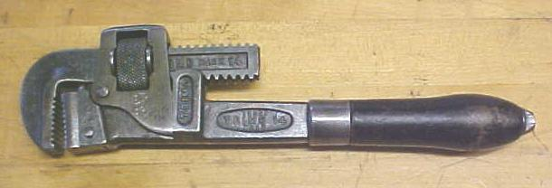 Trimont Trimo Mark 14 Pipe Wrench 12 Inch