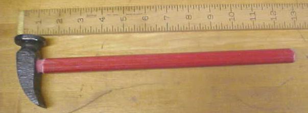 Cobblers Hammer Antique Cobbler's 3/4 Pound