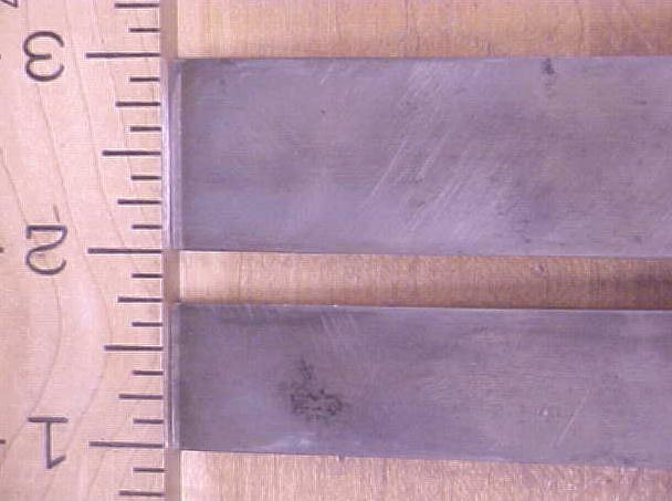 Steelcraft Socket Beveled Chisels 3/4 & 1 inch Germany